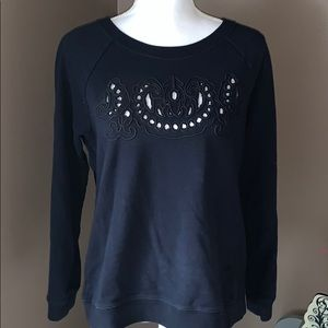 Madewell cotton sweatshirt
